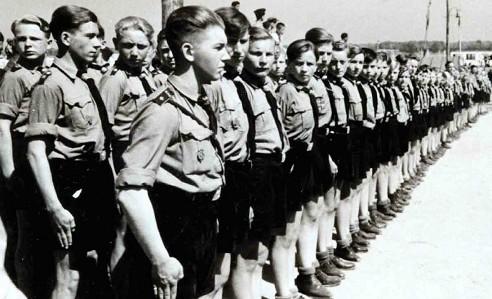 Hitlerjugend Gründung